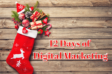 12 Days of Digital Marketing